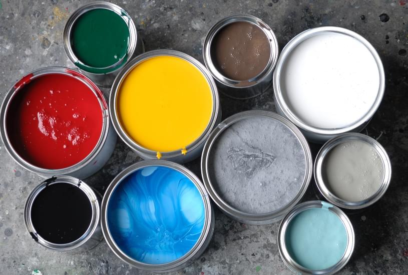 Фарби та покриття